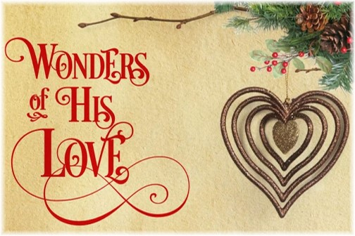 Wonders of His love