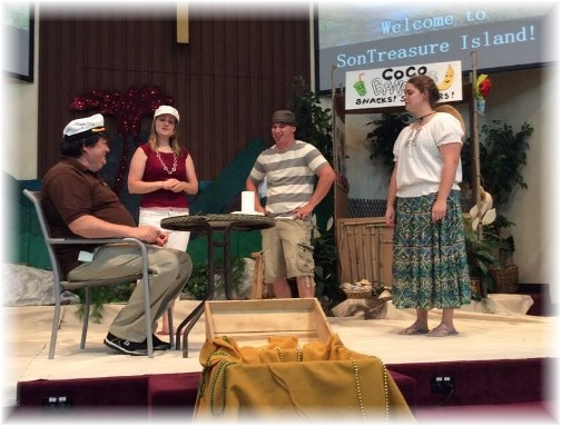Mount Pleasant VBS 6/29/14