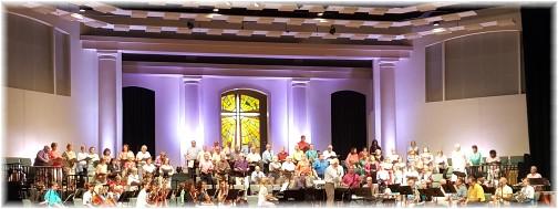 Church service 6/25/17