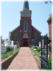 Church in Delaware