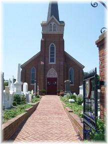 Church in Delaware