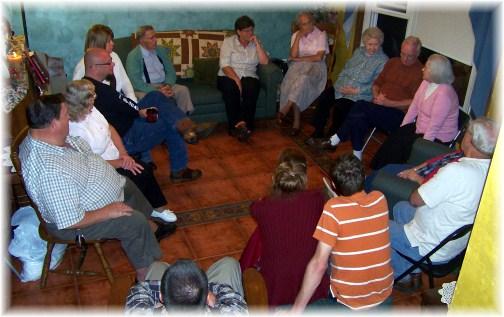 Discover Joy reunion 9/23/12