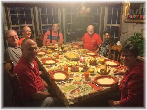 Faith Community Men's Group 10/21/17