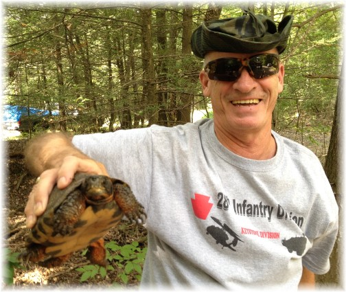 Al playing with turtle 9/6/14