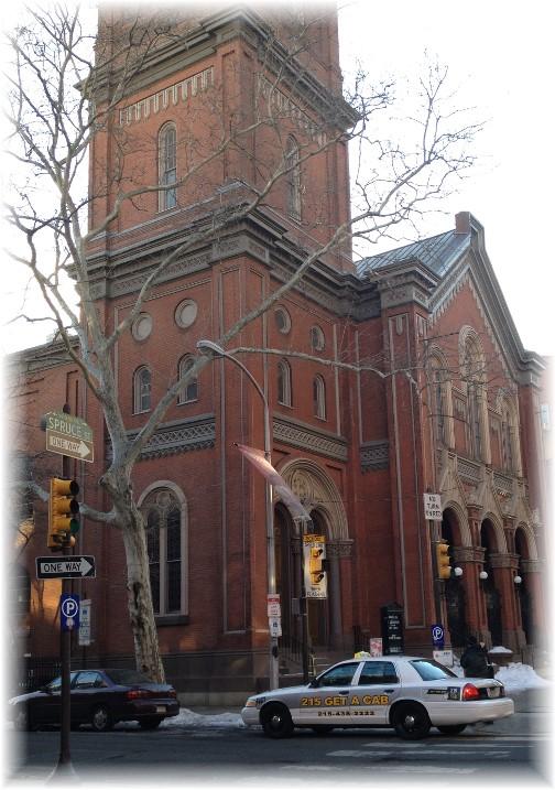 Church in Philadelphia