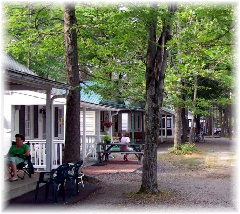 Roxbury Camp cabins