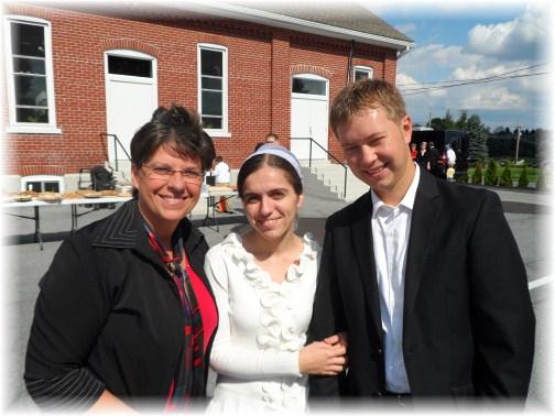 Yelena and Peter