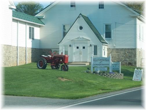 Tractor Sunday 5/3/15