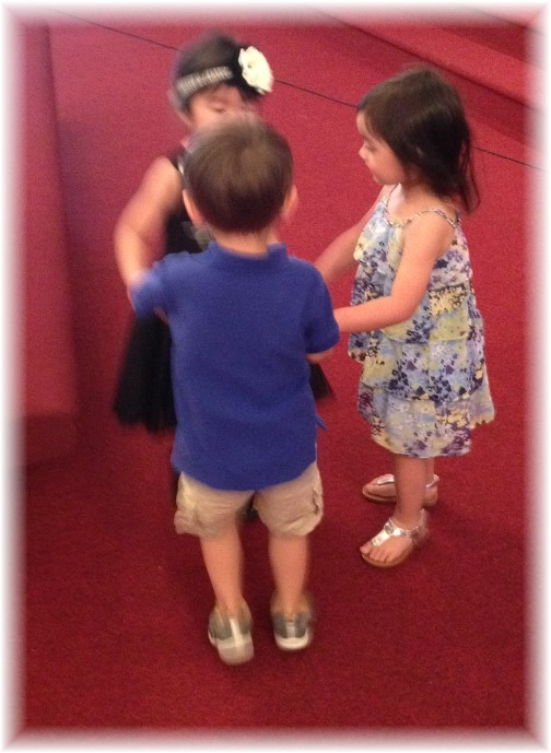 Vietnamese church children 6/29/14
