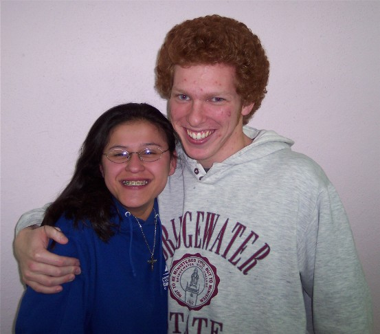 Photo of Corey and Ester