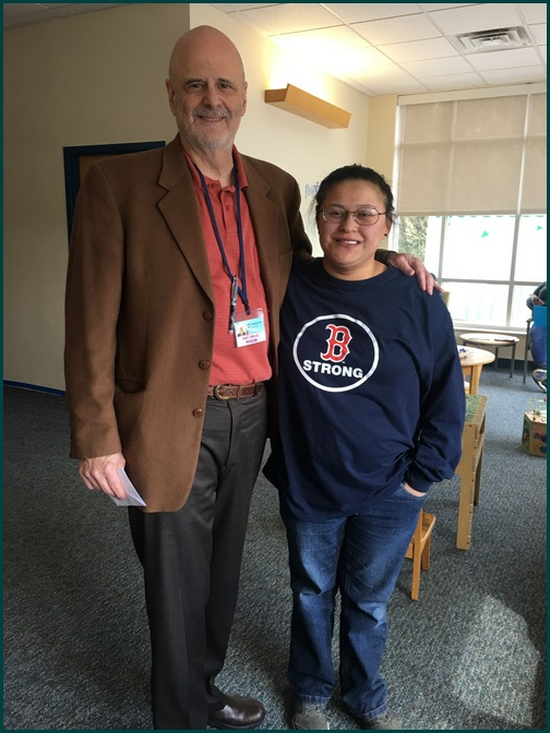 Ester with Dr. Cohen 3/7/19