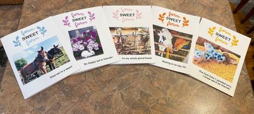 Farm Sweet Farm cards