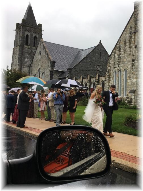 Wedding in Mount Joy 9/2/17 (Ester)