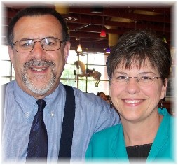Stephen and Brooksyne Weber 38th anniversary photo (click on photo to enlarge)