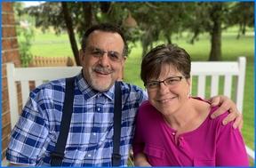 Stephen and Brooksyne Weber 5/8/19