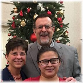 Weber family December 2015