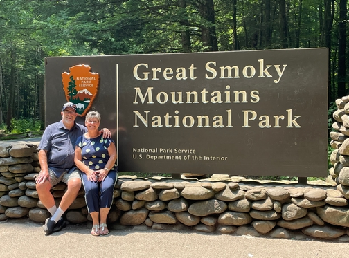 Great Smoky sign