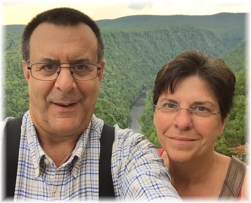 At Pennsylvania's Grand Canyon 8/15/15
