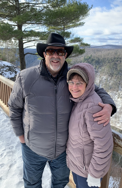 Grand Canyon of Pennsylvania 12/7/19