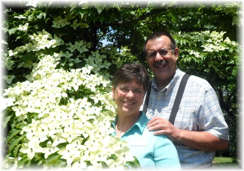 Stephen & Brooksyne Weber 05/29/13