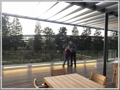Apple Visitor's Center 10/20/18