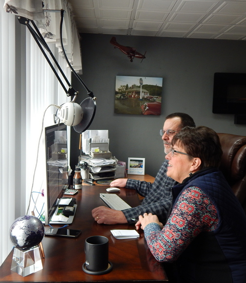 Audio recording of podcast 3/18/19