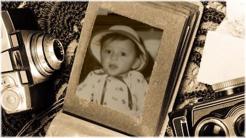 Ester's baby photo