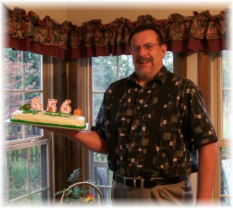 Stephen's birthday 2010