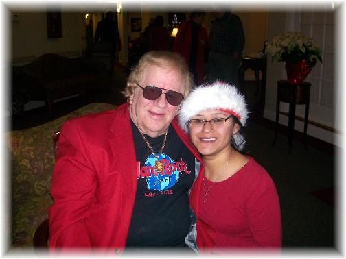 Ester with Joey Welz 12/8/11