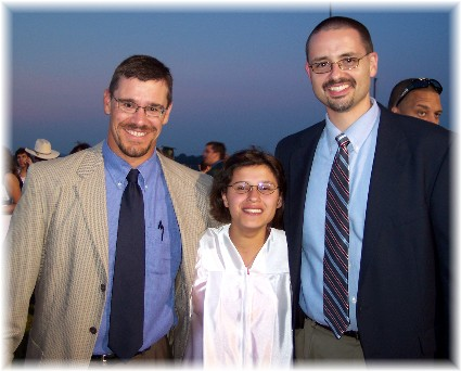 Ester with her principals