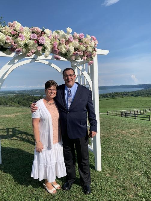 Lauxmont farm, York County, PA 8/17/19