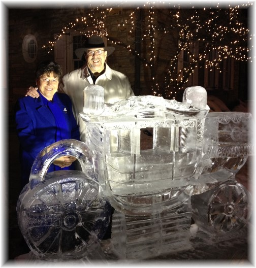 Lititz Fire and Ice Festival 2/15/14