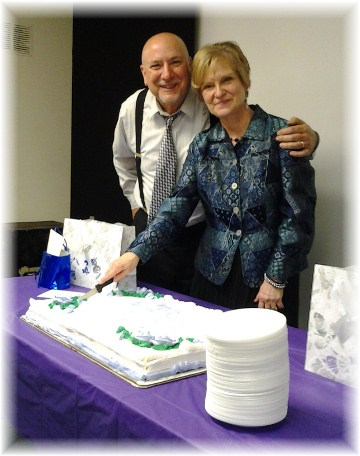 Pat and Laverne Weber 5/6/12