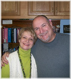 Photo of Pat and Laverne Weber