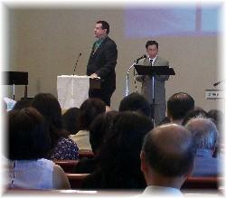Preaching in Vietnamese Church