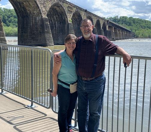 River Trail walk 5/23/20