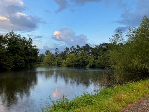 Sherrel pond
