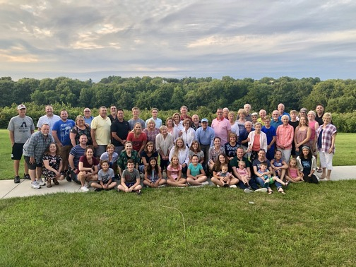 Steincross family 7/30/19