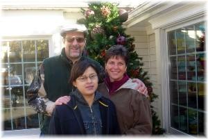 Weber family 11/23/07