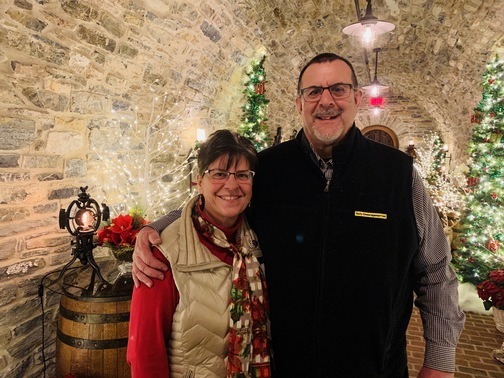 Couple photo at Star Barn 12/19/19 (Click to enlarge)