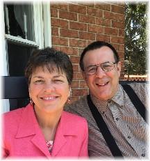 Stephen and Brooksyne Weber