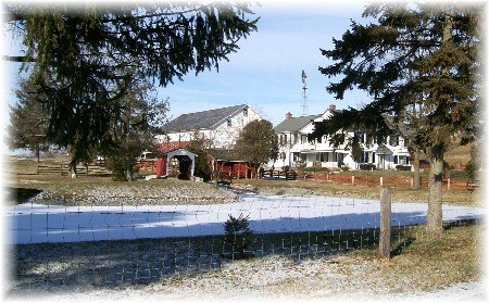 Farm on Risser Mill Road in Lancaster County, PA