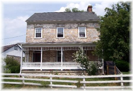 Appalachian Apiary farmhouse