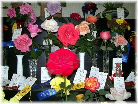Flowers at Manheim Farm Show