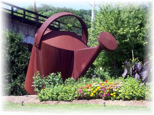 Water pitcher, Staunton Virginia