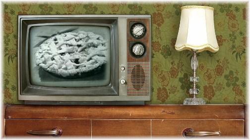 Apple pie featured on TV 9/10/12
