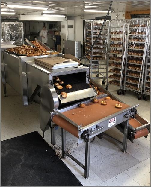 Dutch Country pretzel making 4/4/19