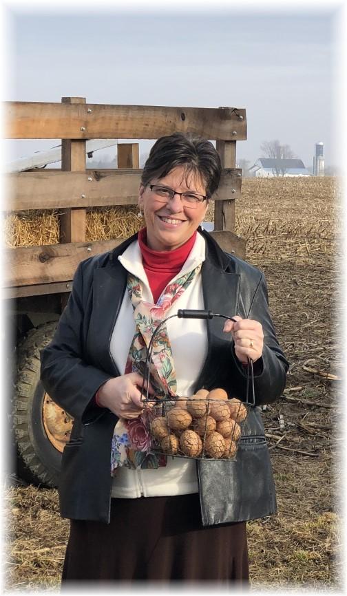 Farm fresh eggs 2/15/18