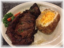 Mesquite grilled steak 05-01-14