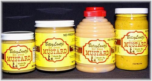 Betsy Lantz's Mustard